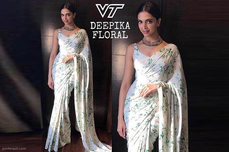 7 Stunning Deepika Padukone Saree Looks