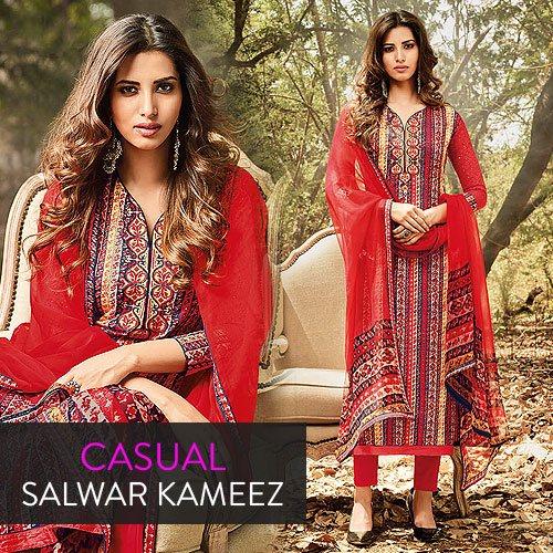 Casual Salwar Kameez