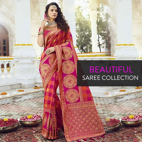 Beautiful Saree Collection