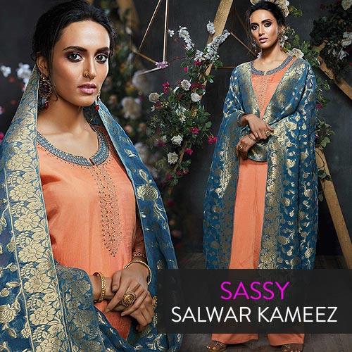 Sassy Salwar Kameez