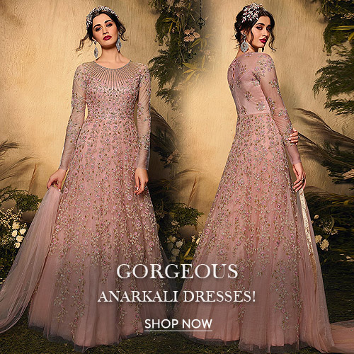 Like A Diva Anarkali Suits
