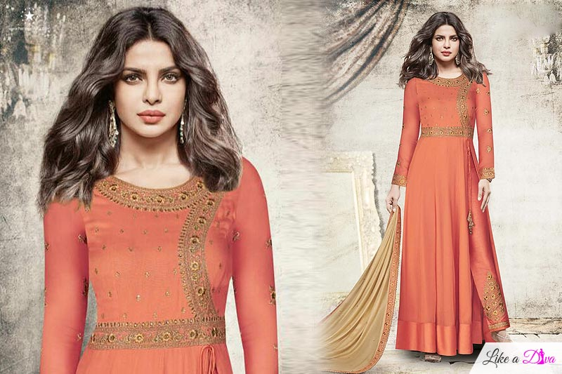Priyanka Chopra Ethnic Look