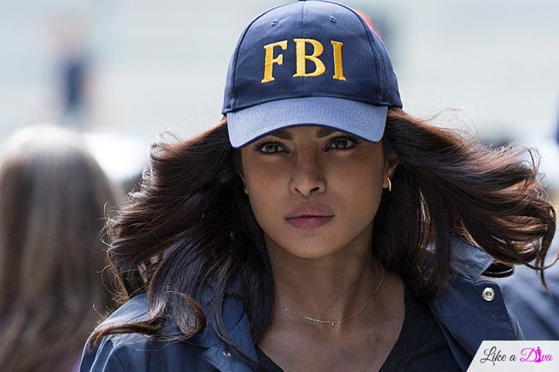 Priyanka Chopara in ABC's Quantico