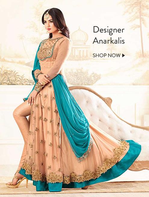Designer Anarkalis Collection