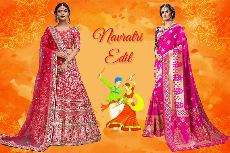 Navratri Edit: 9 Traditional Looks To Invoke The Goddess