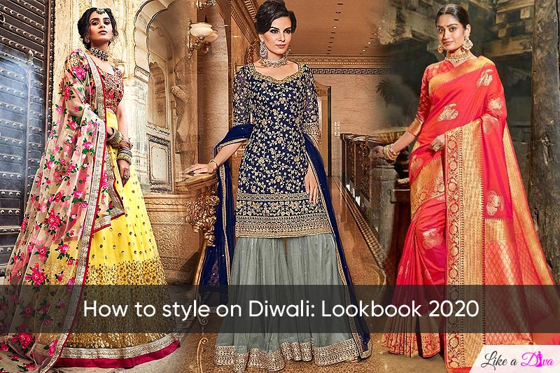How to style on Diwali: Lookbook 2020
