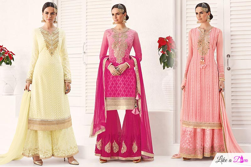 Trend Alert: Sharara And Its Cousin Gharara Are Making A Big Comeback!