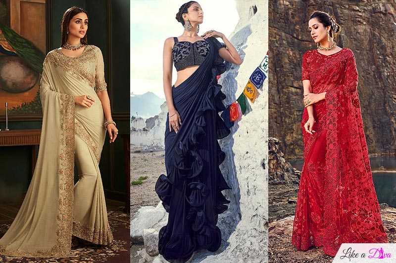 Bridal Trousseau Saree Guide: 7 Sarees That Every Bride must have in her Trunk