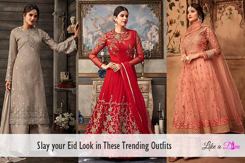 Slay your Eid Look in These Trending Outfits