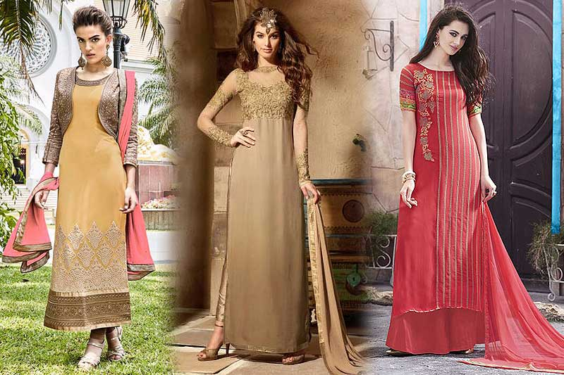 7 must have Pakistani Dresses for Weddings and Parties