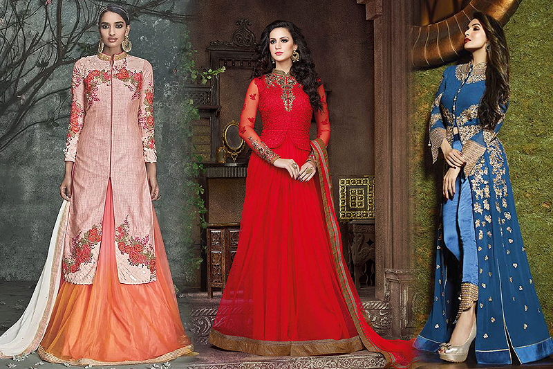 8 Enticing Ways to Improve Your Looks with Anarkali Suits