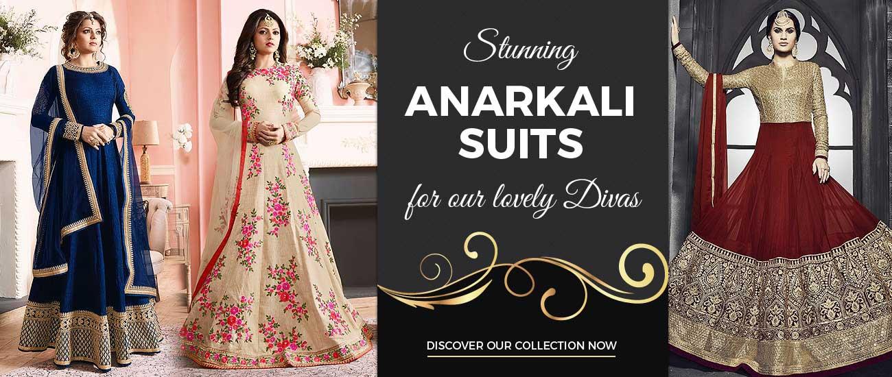 Anarkali Suits