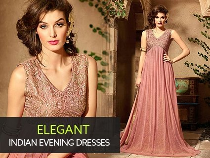 indian evening dresses