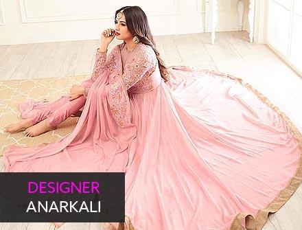 Designer Anarkali & Suits