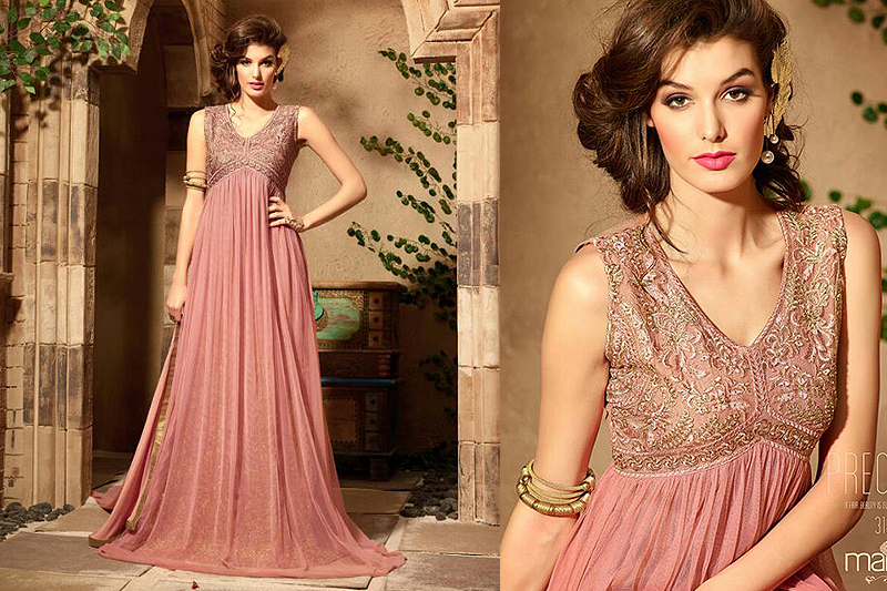 Anarkali suits- like a diva