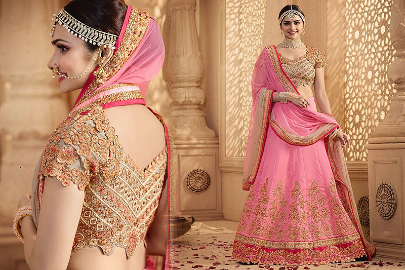 Pick that lehenga - Like A Diva