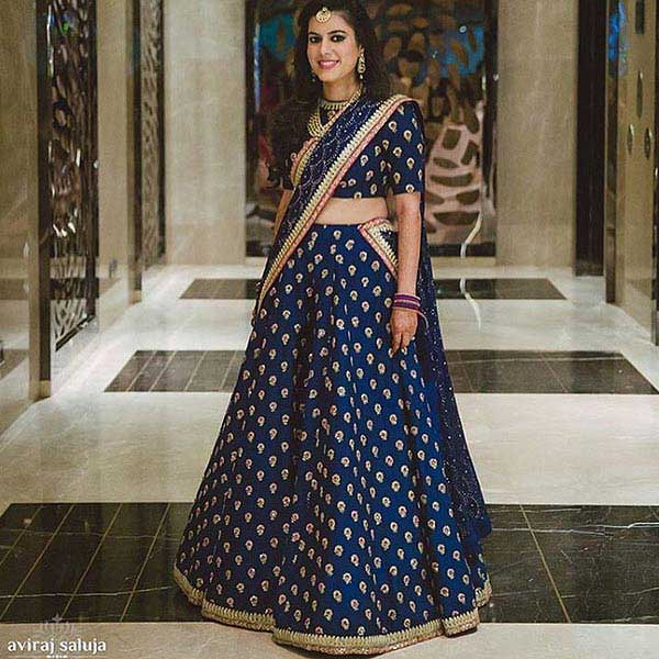 Everyone's - A standard saree Drape