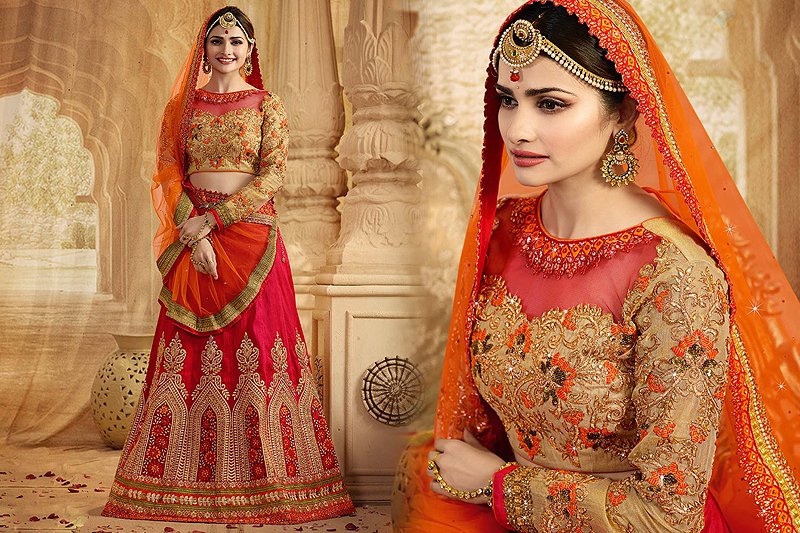 Prachi Anarkali suits - Like A Diva