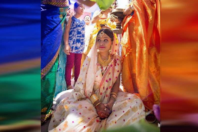 Assamese weddings