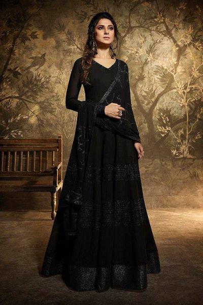 c642584acd Buy Party Wear Anarkali Suits, Long Anarkali Dresses | Like A Diva