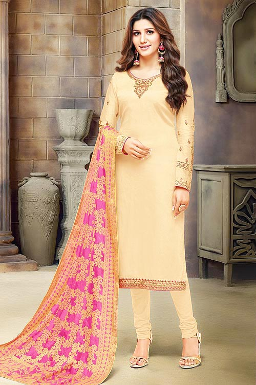 4526dce398 Buy Latest Churidar Salwar Suits, Indian Churidar Online | Like A Diva