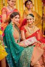 Gorgeous Cotton Silk Palazzo Suit with Dola Silk Bandhani Dupatta