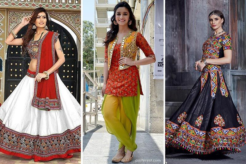 Dandiya Dress Tips and Ideas For Navratri 2020