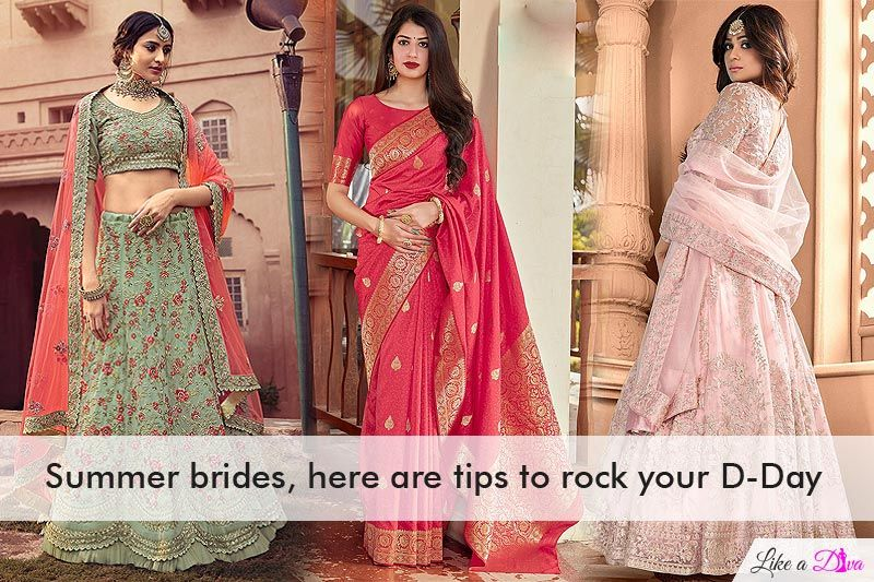 Summer brides, here are tips to rock your D-Day