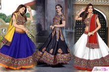 Get ready for the festivities with these Navratri specials