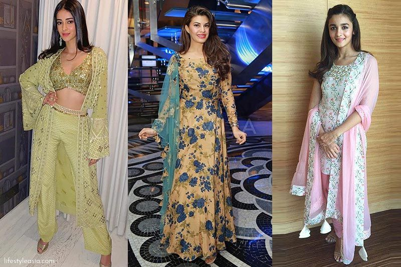 Ethnic & Effortless: How To Do Easy, Breezy Casual Like A Bollywood Diva