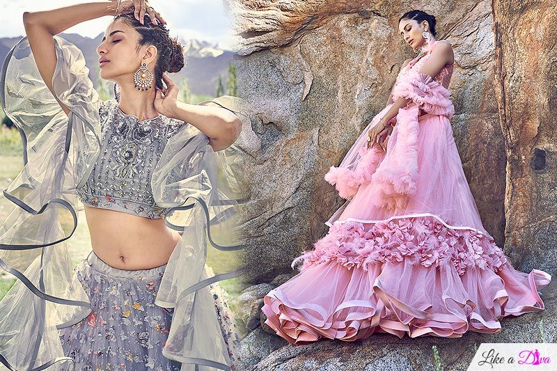 Lehenga Choli - A Perfect Ethnic Wear for Every Occasion