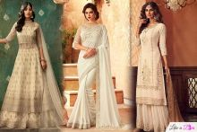 A Wave of White in Ethnic Fashion