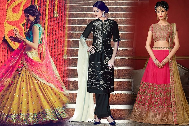 Trick Those Eyes: Simple Tips to look Slimmer in Indian Ethnic Wear