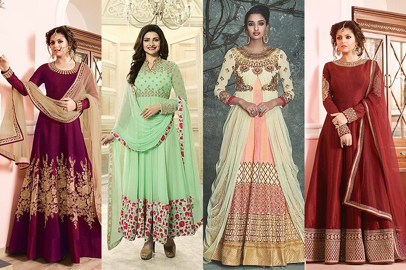 15 Anarkali Suits to